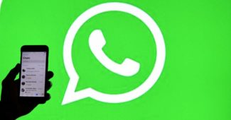 WhatsApp-row