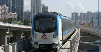 'driverless' train