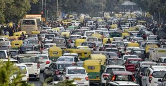 Delhi-NCR traffic update